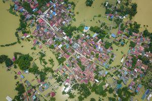 Hà Nội lý giải nguyên nhân ngập lụt nhiều ngày ở ngoại thành