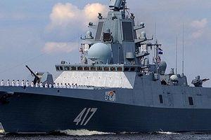 Nga chật vật biên chế tàu hộ vệ mạnh nhất sau…12 năm