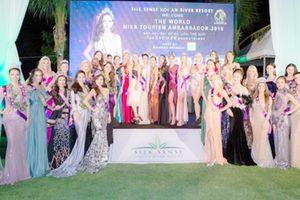 Hội An tổ chức Vòng chung kết Hoa hậu đại sứ du lịch thế giới 2018