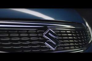 Suzuki Ciaz 2018 - đối thủ Toyota Vios - sẽ ra mắt vào tháng sau