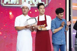 Lê Lộc cùng Triệu Lộc trổ tài nấu ăn trong 'Đấu Trường Ẩm Thực'
