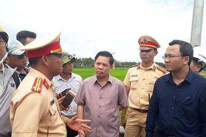 Nguyên nhân ban đầu vụ TNGT thảm khốc khiến 13 người chết ở Quảng Nam