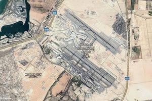 Houthi tung máy bay không người lái tấn công sân bay quốc tế UAE