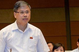 ĐBQH Nguyễn Sỹ Cương chất vấn Bộ trưởng GTVT chuyện tuyển dụng, huấn luyện, sử dụng phi công ở Vietnam Airlines