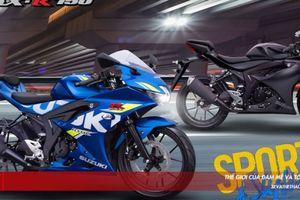 Suzuki GSX-R150 thêm màu mới, thêm cá tính