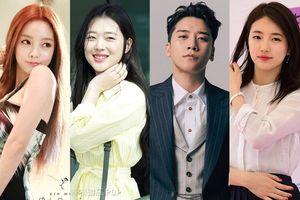 Lạm dụng mạng xã hội, gần 9500 người muốn Suzy - Sulli cùng Seung Ri (Big Bang) 'biến mất' khỏi Instagram