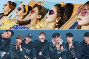 Red Velvet, iKON, Stray Kids đồng loạt nhá hàng album mới cực chất