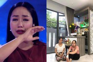 MC Ốc Thanh Vân vẫn chưa nguôi nỗi đau khi một năm mất 2 người bố