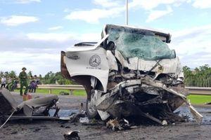 Vụ tai nạn ở Quảng Nam: Xe 16 chỗ không có dữ liệu GSHT