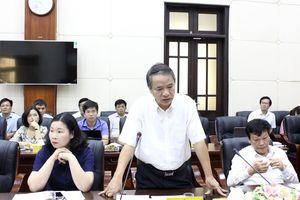 Kiểm tra hoạt động công vụ tại tỉnh Hưng Yên