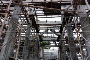Ứng Hòa (Hà Nội): Dỡ đình cổ 300 tuổi, xây đình bê tông mới tinh