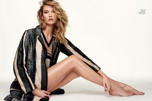 Gu thời trang hiện đại của thiên thần Victoria's Secret Karlie Kloss