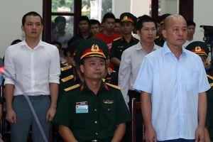 Tòa quân sự tuyên án Út 'trọc' và 4 bị cáo