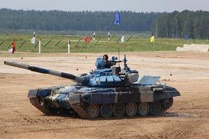 T-72B3 bộc lộ chất lượng kém qua giải đấu Tank Biathlon