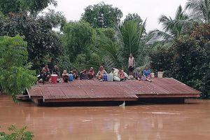 Lào công bố số người chết và mất tích do vỡ đập thủy điện