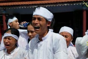 Quảng Trị: Đẫm nước mắt ngày đại tang ở Lương Điền