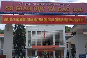 Nóng: Khởi tố 1 Phó Giám đốc, tạm giam 3 cán bộ sở GD&ĐT Sơn La
