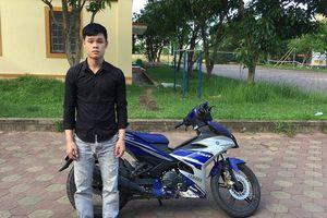Hà Tĩnh: Cô gái bị 2 thanh niên giật túi, cướp tài sản hơn 60 triệu đồng lúc trời tối