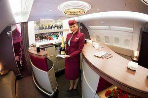 10 hãng hàng không có khoang hạng nhất sang chảnh nhất trên thế giới
