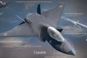 Hãy quên F-35 đi, đây mới là máy bay tiêm kích của tương lai