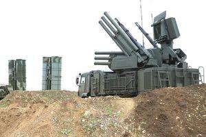Phòng không Nga lại ra đòn bắn hạ UAV tấn công căn cứ tại Syria