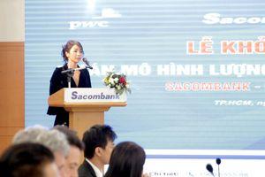 CMC SISG tham gia vào Dự án công nghệ chiến lược của Sacombank