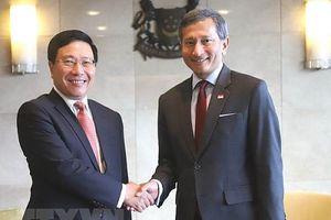 Phát triển quan hệ đối tác hiệu quả Việt Nam - Singapore