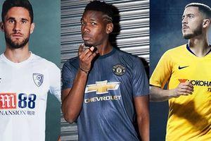 Bộ sưu tập áo đấu sân khách của 20 đội bóng Premier League 2018/2019