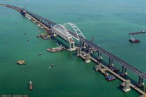 EU phong tỏa tài sản 6 công ty trong dự án xây cầu kết nối với Crimea