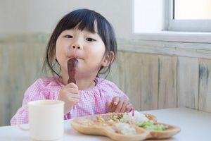 Bí quyết giúp trẻ có hệ tiêu hóa khỏe mạnh