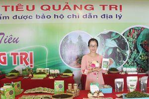 Công bố chỉ dẫn địa lý hạt tiêu Quảng Trị