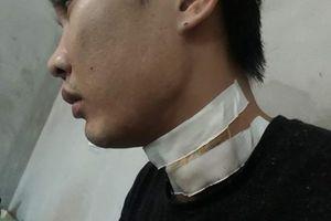 Vụ tài xế taxi bị khách cứa cổ ở Bắc Ninh: Bắt 2 nghi phạm