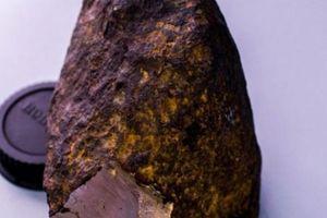 Phát hiện chất mới cứng hơn kim cương trong thiên thạch ở Nga