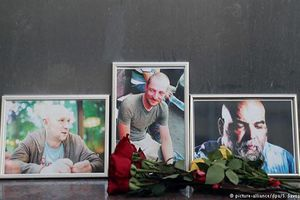 Lộ diện thủ phạm sát hại 3 nhà báo Nga ở châu Phi?