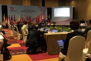 SOM ASEAN+3 và EAS đóng vai trò quan trọng trong cấu trúc hợp tác khu vực
