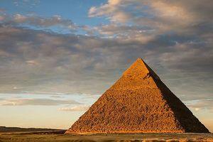 Bí mật chấn động chưa từng biết về Đại kim tự tháp Giza