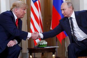 Ông Putin nắm được điểm yếu của ông Trump?