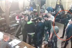 'Bố già' Nga bị bắn chết ngay trong tiệc mừng ra tù