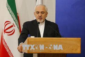 Ngoại trưởng Iran bác bỏ đề xuất đàm phán của Mỹ