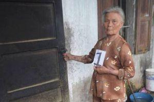 Khởi tố cụ bà 70 tuổi cạy cửa nhà dân trộm hơn 40 triệu đồng