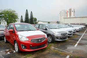 Mitsubishi giảm giá bán ô tô hưởng thuế nhập khẩu 0% về Việt Nam