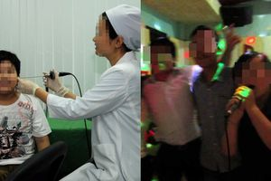 Ham hát karaoke, ông bố trẻ ngỡ ngàng khi con bị giảm thính lực vĩnh viễn