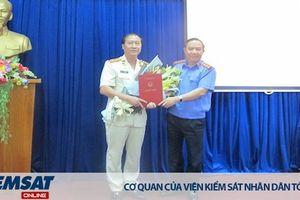 Bổ nhiệm Phó Viện trưởng VKSND thành phố Đà Nẵng
