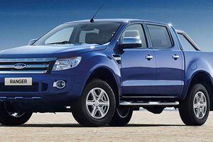 Ford triệu hồi hơn 2.500 xe tại Việt Nam