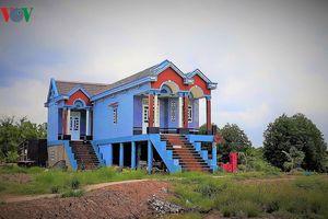 Đặc sắc nhà 'cao cẳng' ở đất Mũi Cà Mau