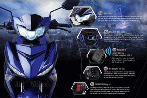 Yamaha Exciter 2019 lộ diện trước ngày ra mắt