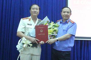 Bổ nhiệm Phó Viện trưởng Viện Kiểm sát nhân dân TP Đà Nẵng
