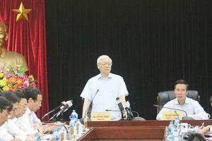 Nỗ lực đạt sự đoàn kết trong Đảng, sự đồng thuận trong nhân dân