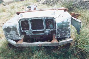 Chiếc Land Rover đầu tiên trên thế giới lần đầu lộ diện
