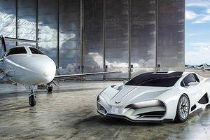 Lộ diện siêu xe triệu đô, 1.300 mã lực đến từ nước Áo